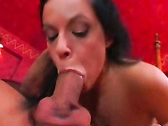 Piruleta - Erotic Babe Cory Babe Gets Her Mouth Busy Sucking A Hard Man Lollipop