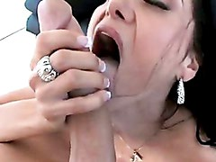 Ava Addams Takes A Deep Hard Dick Tight From The Rear