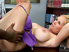 Totally Tabitha Is Getting Her Pale Snatch Plowed Hard With A Monstrous Cock