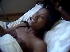 Filipina gets a lot of cum