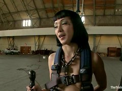 Asphyxia Noir gets humiliated in great BDSM video
