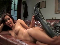 Girl in boots1
