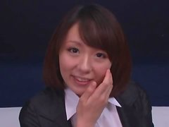 Teacher Mina Wakabayashi gets threesomed by her students