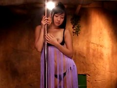 Asian Chick Kept As A Sex Slave To Suck Dick