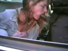 BBC Sets You Free - Handcuffed Slut Deepthroats Back Cop