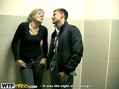 Guy Gets To Fuck His Girlfriendf's Hot Mom