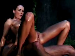 Sandra Kay Takes A Cock In All Her Tight Holes Like A Whore