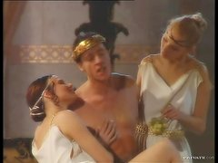 In Roman Times FFM Threesomes Were As Popular As Today