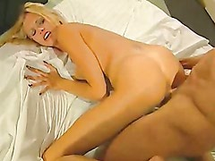 Briana Banks getting pounded hard on her cunt