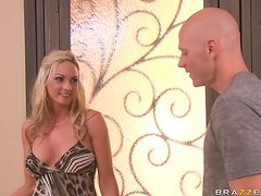All Grown Up Blonde Sindy Lange Loves to Fuck