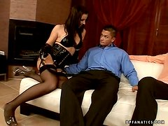 Mistress Maria cheats with two married men