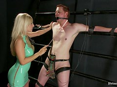 Some men just like to get dominated by women