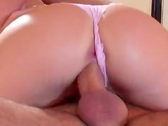 Sexy Blonde's Fucked Silly By Her Husband