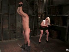 Great Sex In A Bondage Clip With A Sexy Mistress