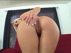 A Hot Scene With The Hot Blonde Kacey Villaines