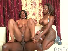 A Pleasuring Threesome With Baby Cakes And Her Girlfriend