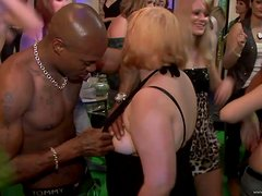 Kinky Sluts Have A Wild Time With Strippers In A Party