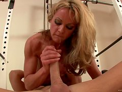 Busty Milf's Fucked By Her Personal Trainer