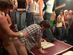 Sexy Babe Is Fucked By A Horny Stripper
