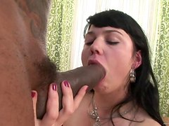 A Big Black Cock For A Naughty Teen