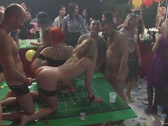 Sex In A Party With Slutty Babes