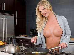 D Cup Natalie Nice Invites You For Breakfast Joymii Erotica