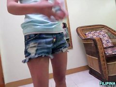 FilipinaSexDiary clip: Ann s overweight friend Katrina