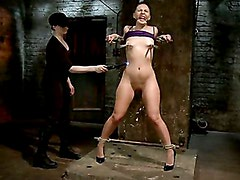 Ashli Orion Cums Back for More Brutal Ties only on HogTied