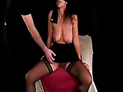 Home made video. Whipping my submsissive whore
