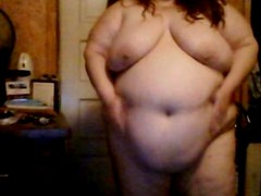 Just being naked