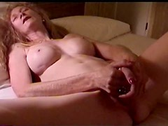 Hot MILF Wife and Her Toys 3