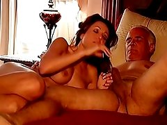 Esposo - Very hot amateur milf fucking with husbands b