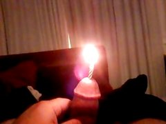 candle in penis