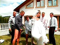 YOU MAY NOW GANGBANG THE BRIDE!  / Miss Piss