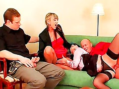 Double Date Party Gets Wild as Fuck!  / Christina Lee, Tina Gabriel