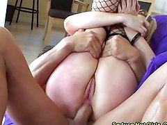 Gia Paloma nasty ass hole drilling