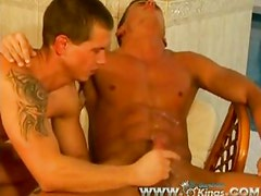 Young hunks and squirting pleasure
