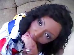 Jada Fire is Snow Black and loves whitezilla