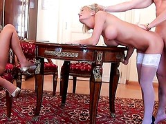 Fucking Your Way Out Of Trouble / Pearl Diamond, Jasmine Black. Part 4