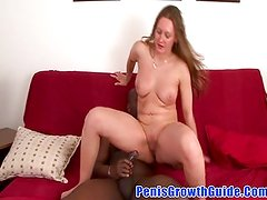 Hot MILF Mija Nailed By A Big Black Cock