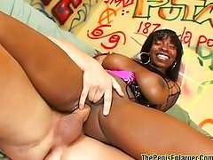 Vanessa Blue sweet snatch takes a pounding