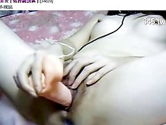 Taiwan girls latest masturbation camera