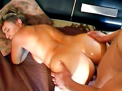 Russian mature and young son