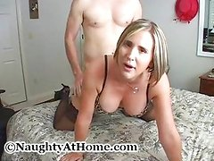 Naughty At Home - Blowjob 7