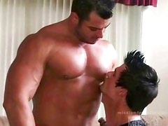 Mission for muscle hunk