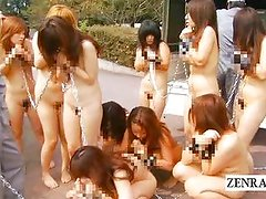 Nudist Japan slaves weird BDSM fantasy