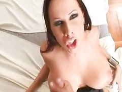 His cock belongs to busty mistress Gianna