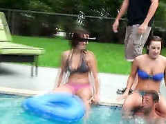 Rained Out Pool Party  / Anna Marie, Denise Everhart