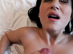 The First Anal Experience ! / Mandy Sky. Part 5