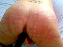 Caned Ass Slut